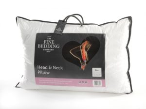 Head & neck  WHITE/PILLOW