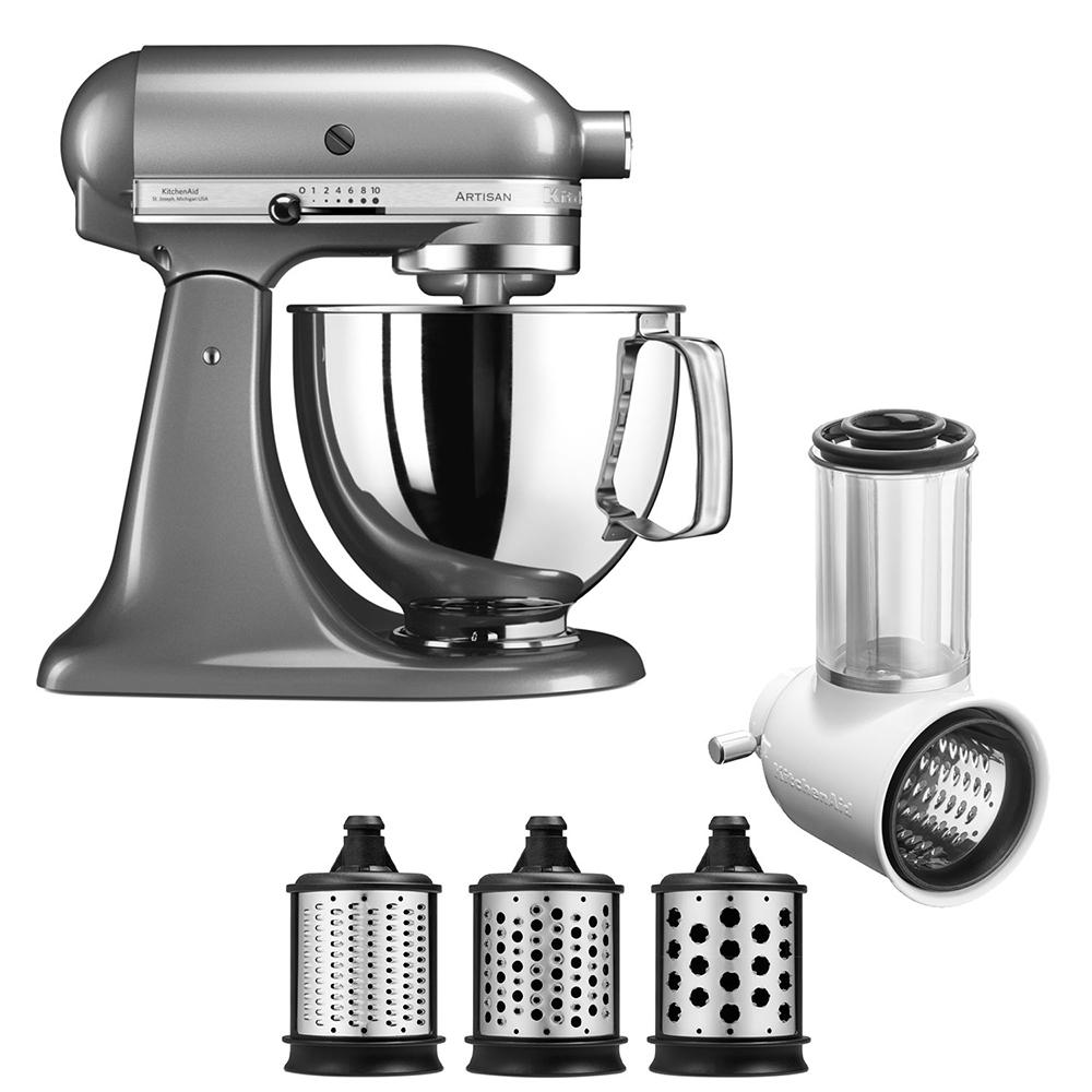KitchenAid Artisan Mixer 125 Contour Silver