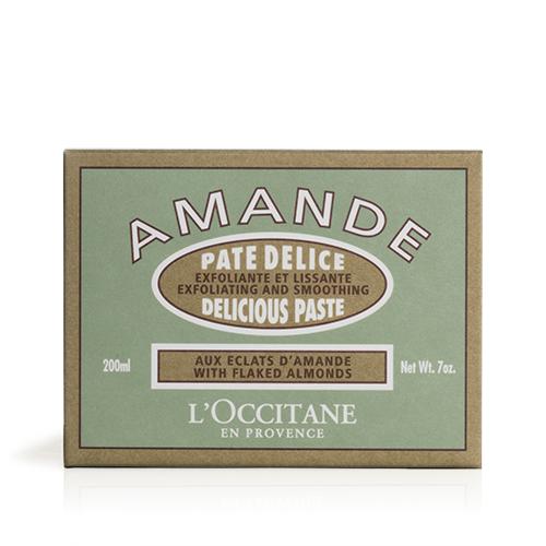 Almond Delicious Paste Body Scrub 200ml