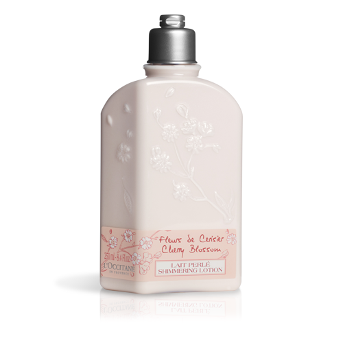Cherry Blossom Shimmer Body Lotion 250ml