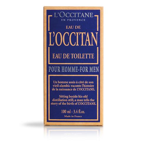 L'Occitan Eau de Toilette 100ml