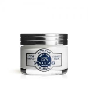Shea Butter Ultra Comfort Face Cream 50ml