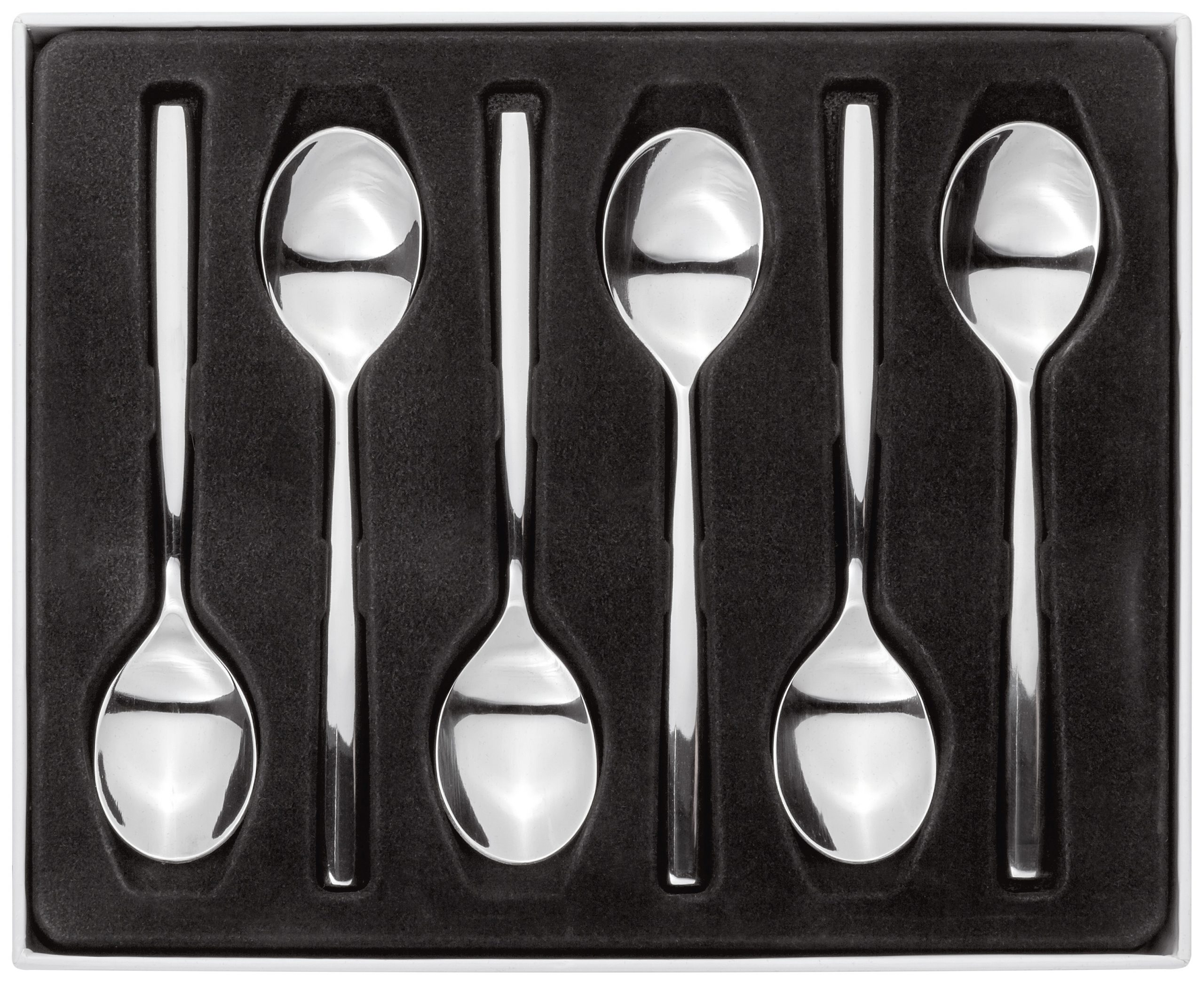 Cutlery Rochester set of 6 Teaspoons  SET OF 6 TEASPOONS