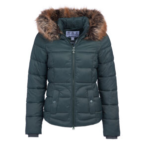 Barbour Dover Quilt GREEN/18