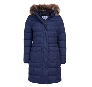 Barbour Guanay Quilt NAVY/16