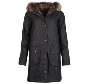 Barbour Mull Wax OLIVE/16