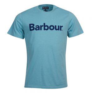 Barbour Ardfern Tee     BLUE/MEDIUM