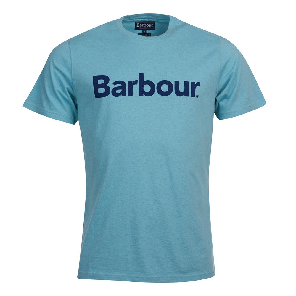 Barbour Ardfern Tee     BLUE/XL