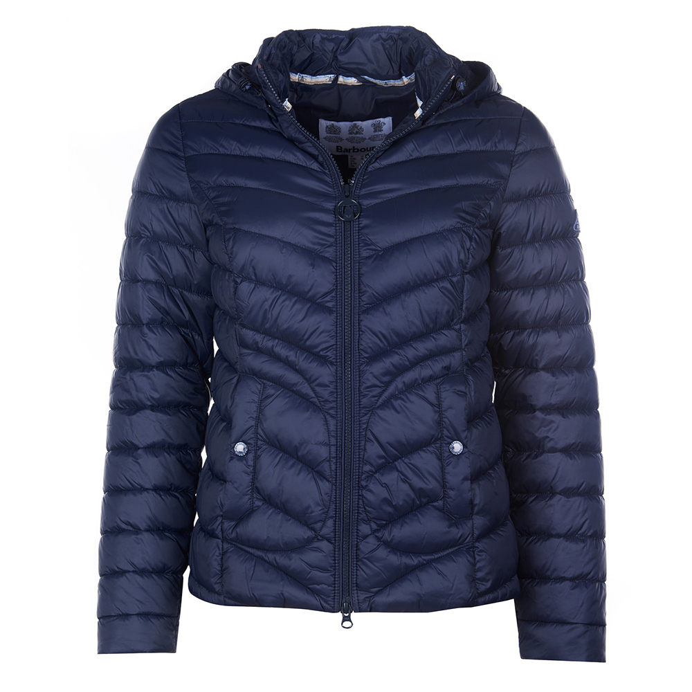 Barbour Fulmar Quilt NAVY/12