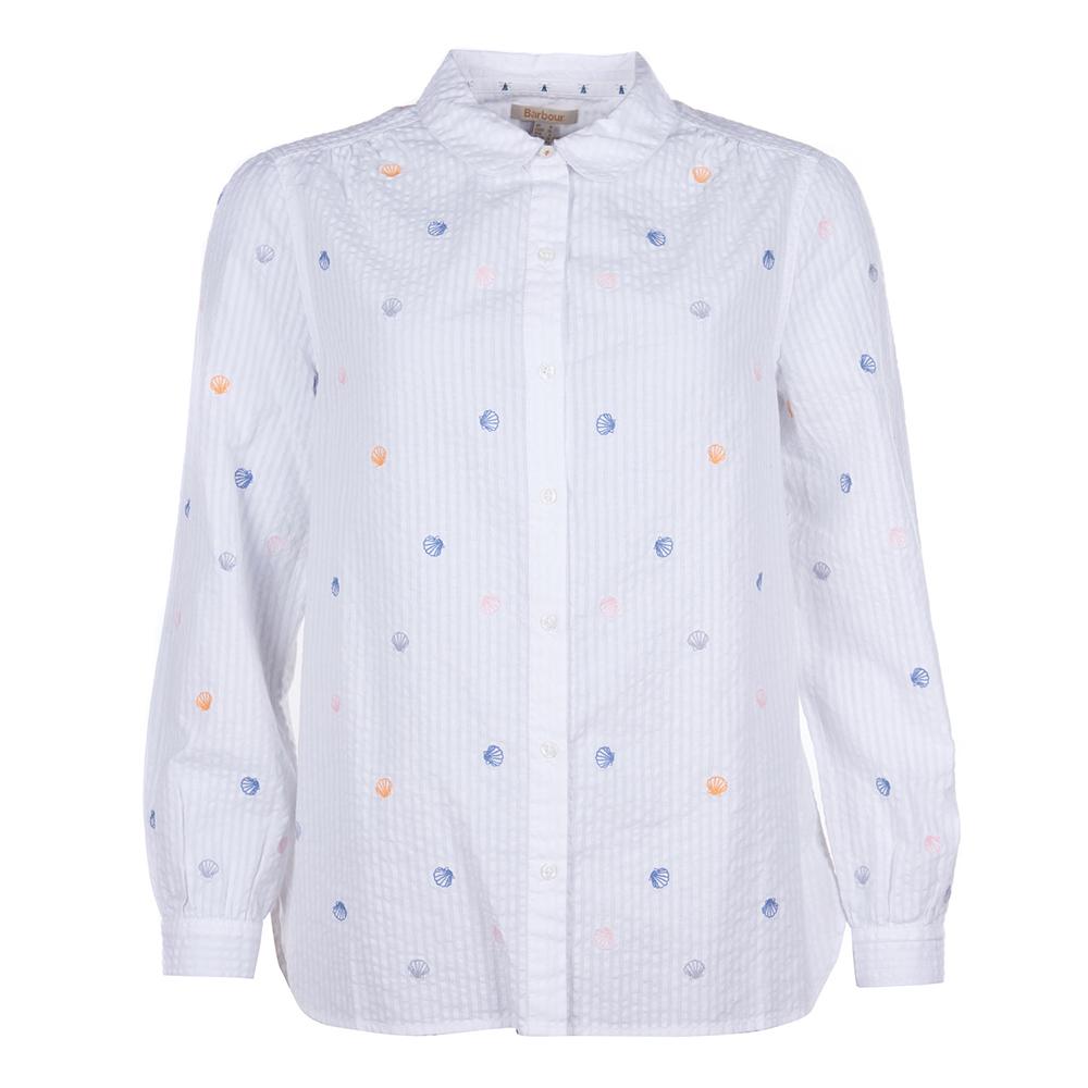 Barbour Seaford Shirt WHITE/18