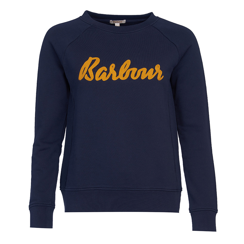 Barbour Otterburn Sweater Navy
