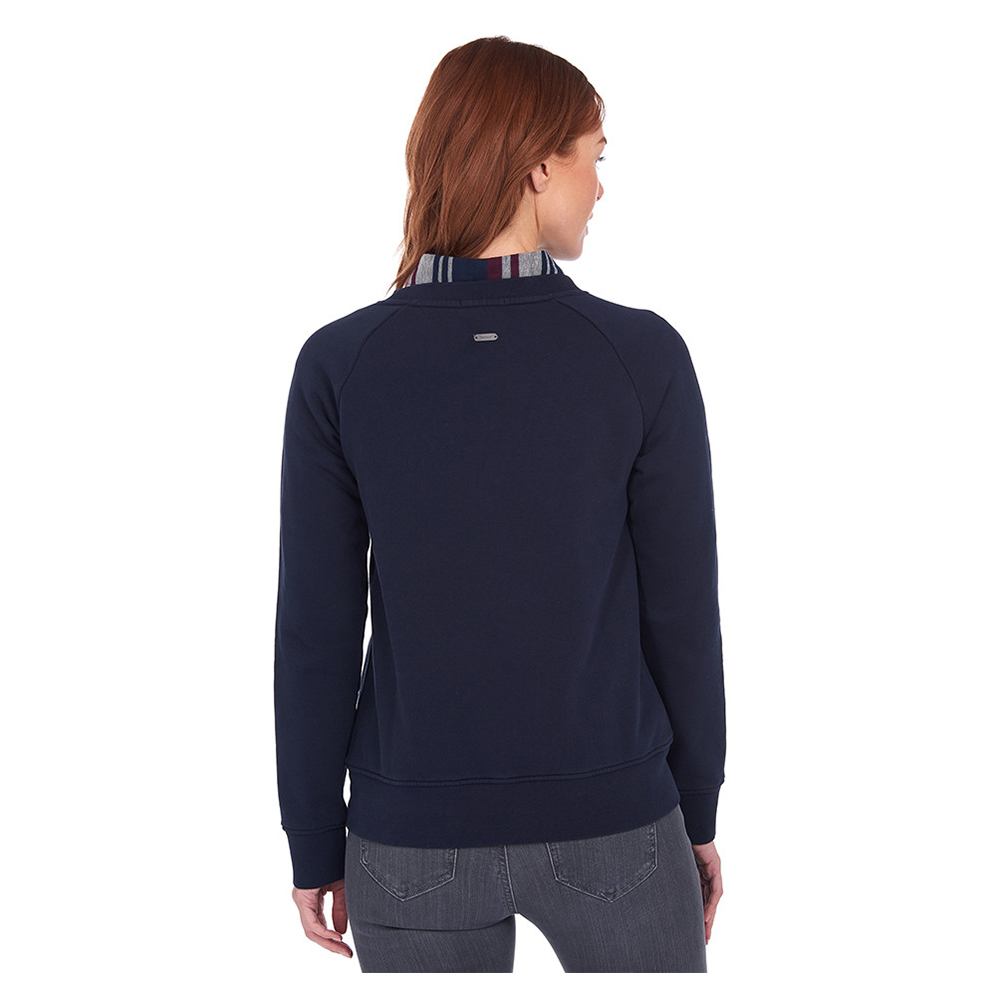 Barbour Otterburn Sweater Navy
