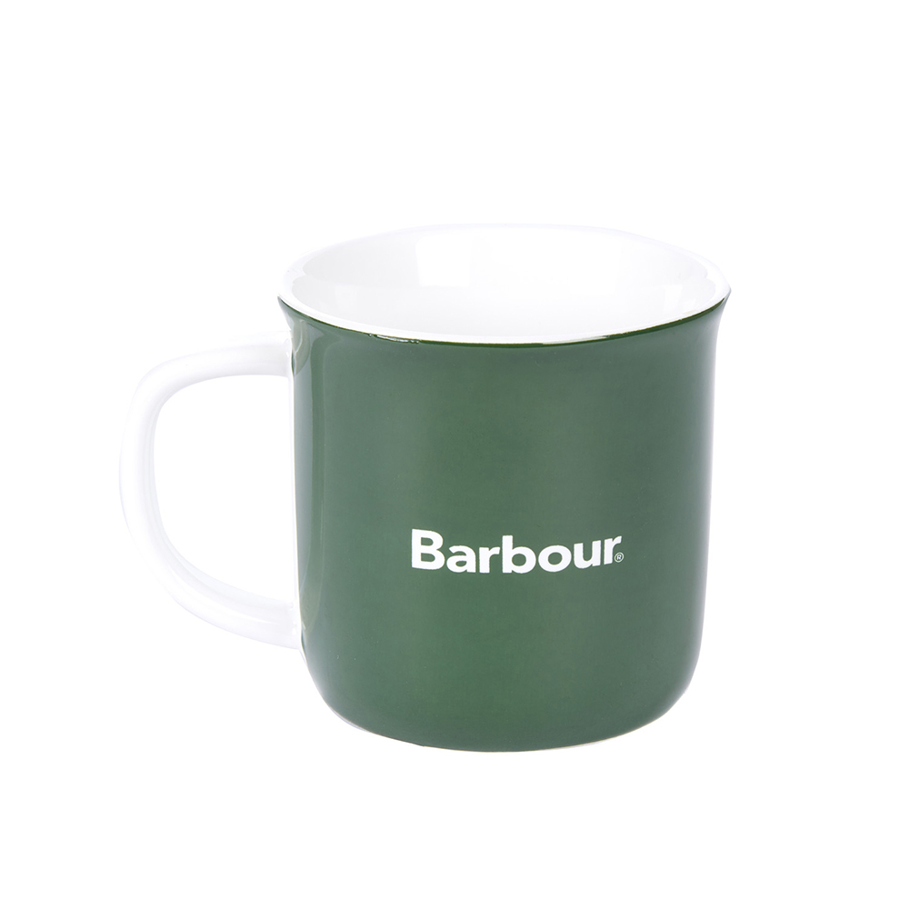 Barbour Mug GREEN/ONE SIZE