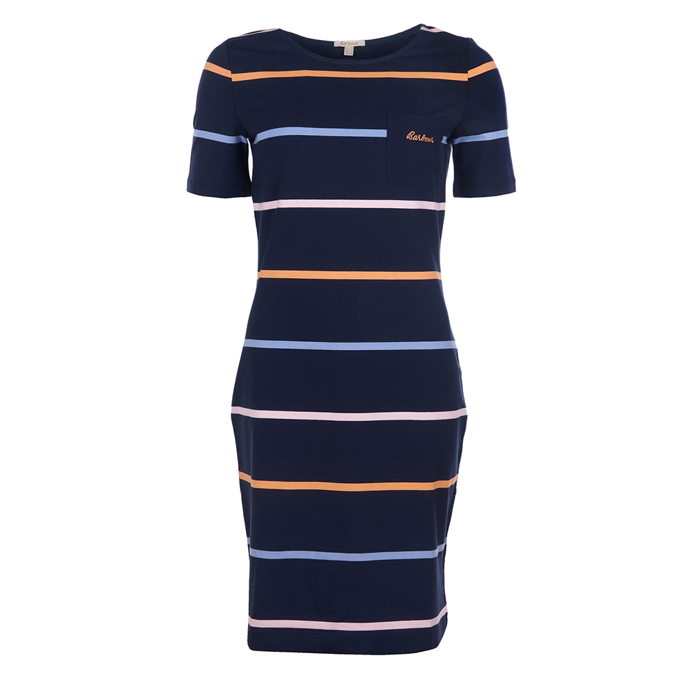Barbour Stokehold Dress NAVY/16