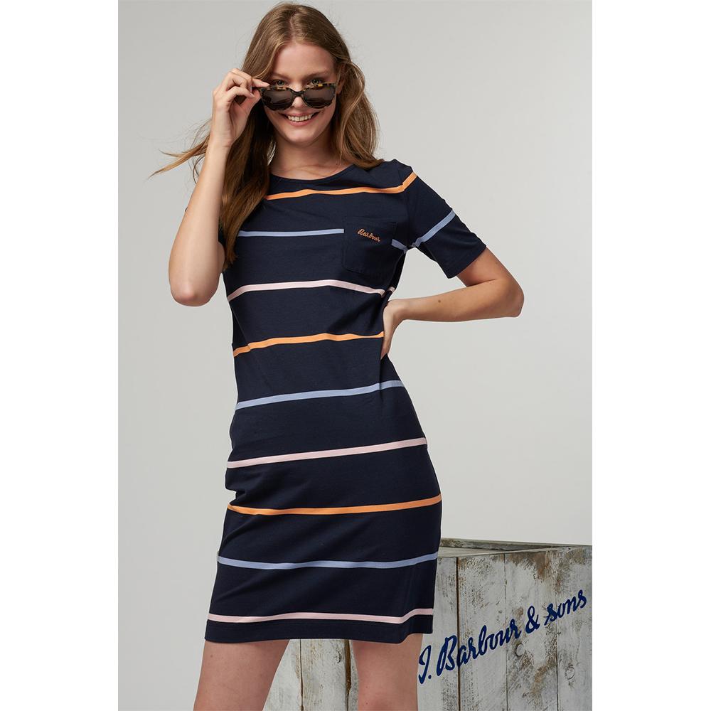 Barbour Stokehold Dress NAVY/8