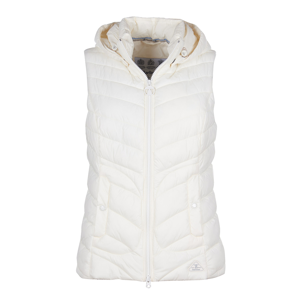 Barbour Fulmar Gilet WHITE/12