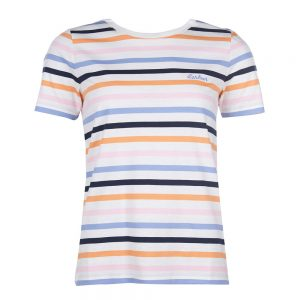 Women's Barbour Newhaven Top White