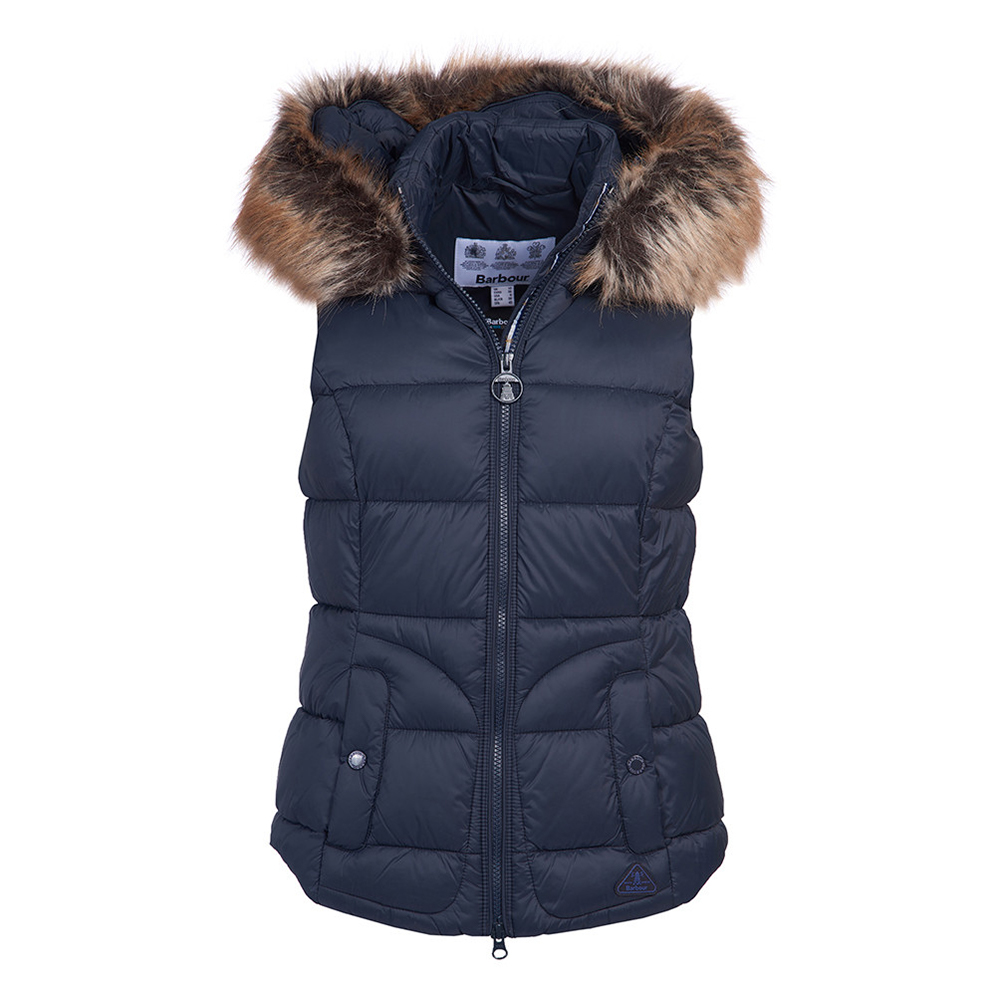 Barbour Dover Gilet NAVY/16