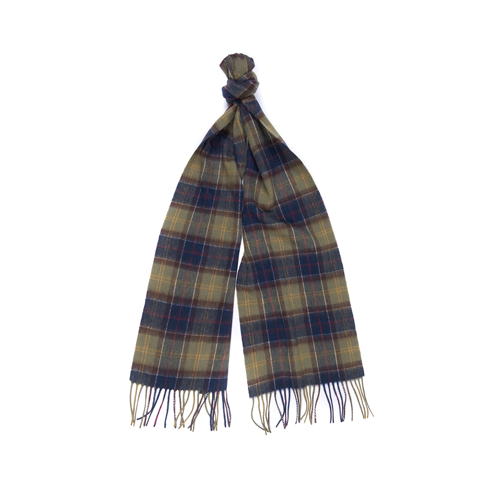 Barbour Wool Tar Sc/Gl MULTI/ONE SIZE