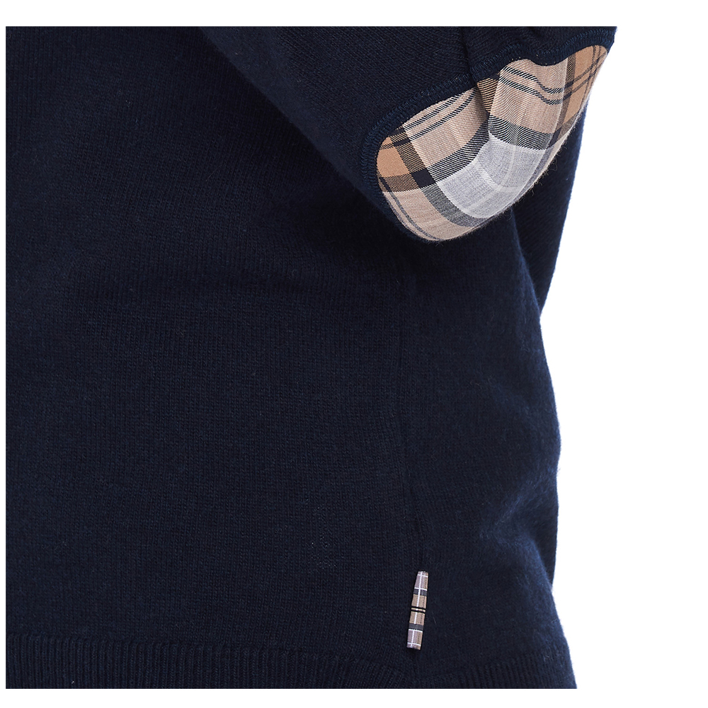 Barbour Pend Roll Coll NAVY/10