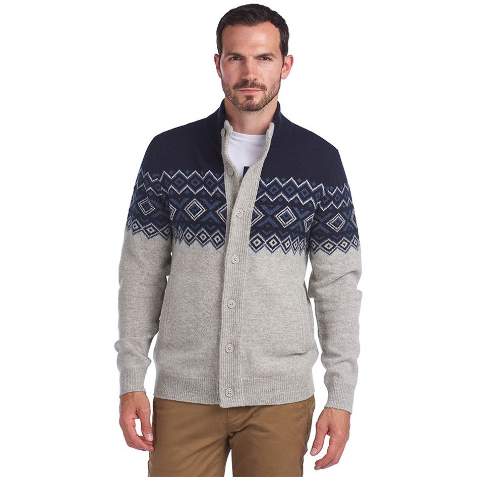 Barbour Kirk Butto Thu NAVY/2XL