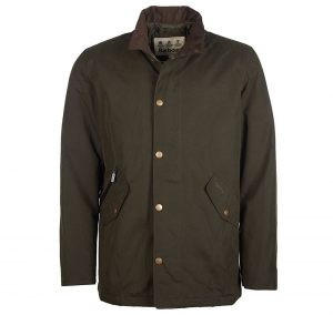 Barbour Chester Jacket  OLIVE/2XL