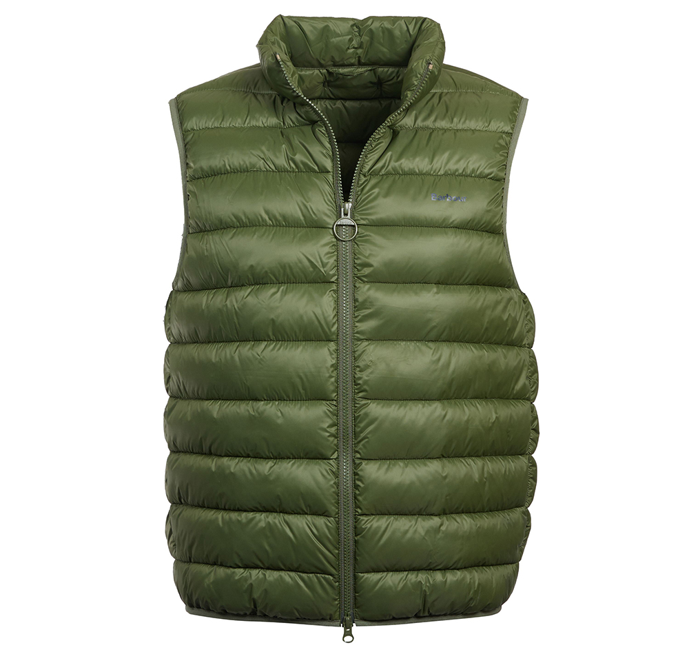 Barbour Bretby Gilet  GREEN/2XL