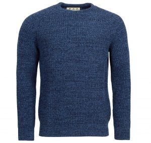 BARBOUR HORSEFORD CREW NECK SWEATER