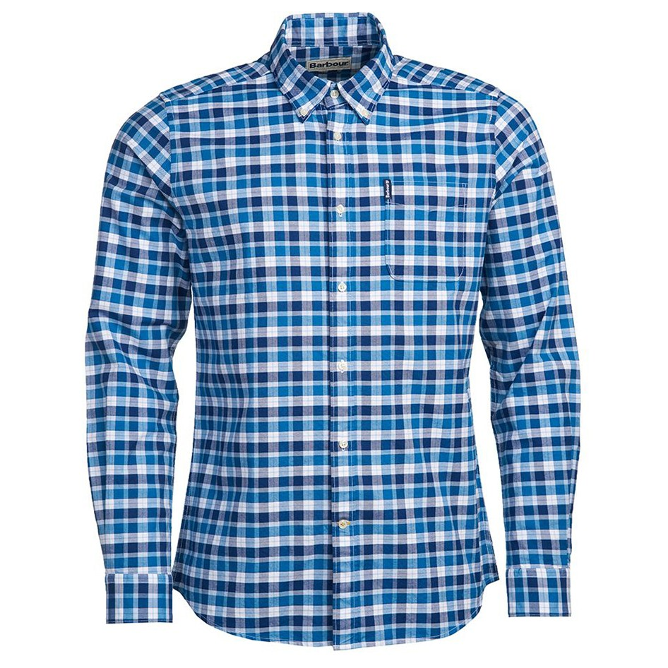 BARBOUR COUNTRY CHECK 15 TAILORED SHIRT