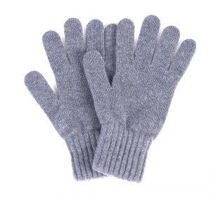 Barbour Lambswool Glove  GREY/MEDIUM