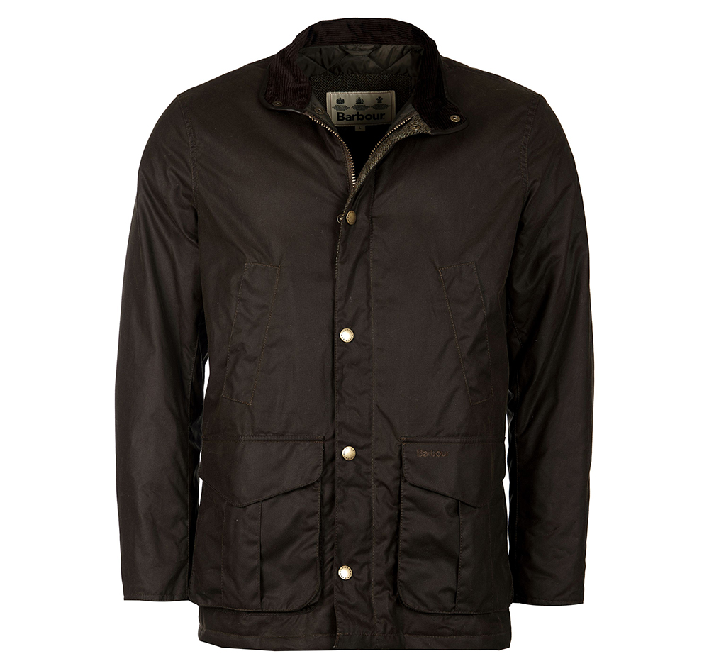 BARBOUR HEREFORD WAX JACKET