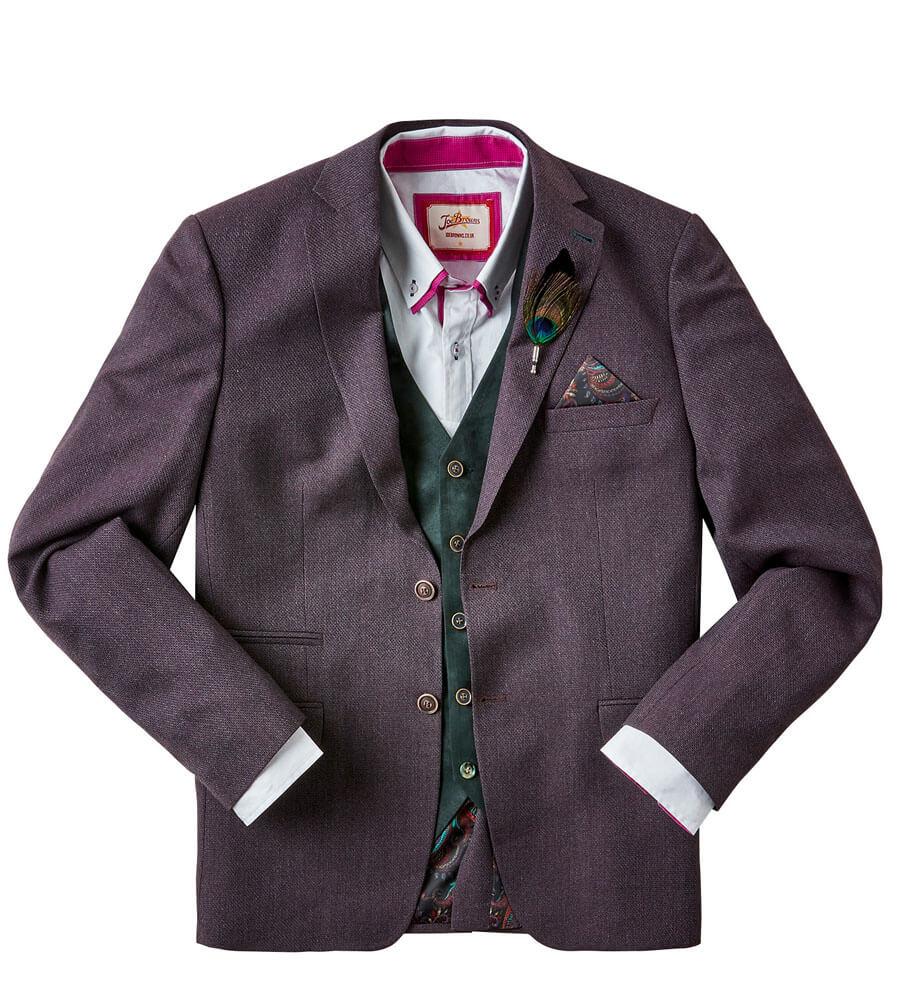 Very Versatile Blazer Purple