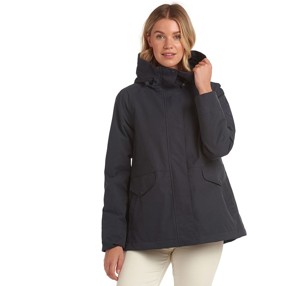 BARBOUR MERSEY WATERPROOF JACKET