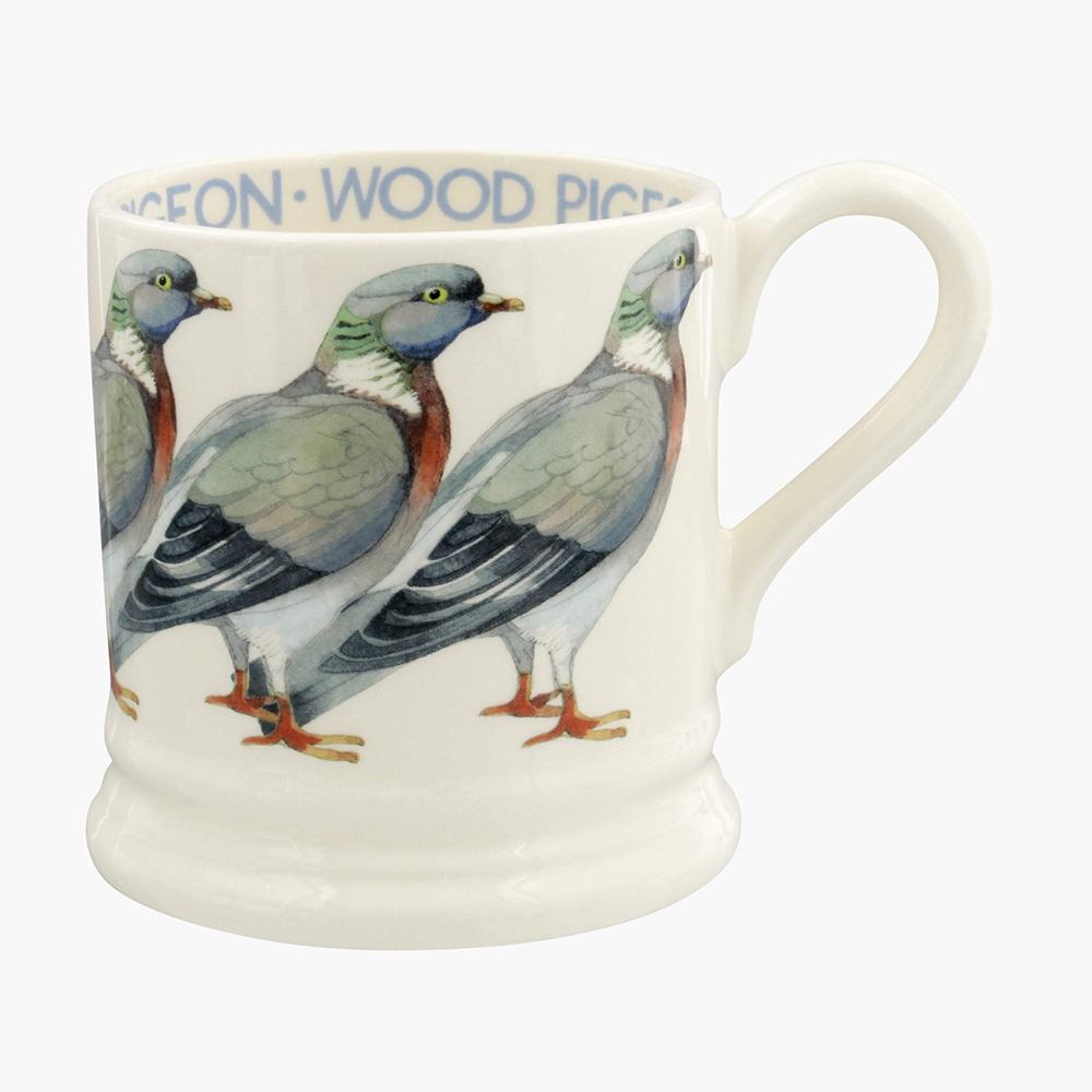 Wood Pigeon 1/2 Pint Mug