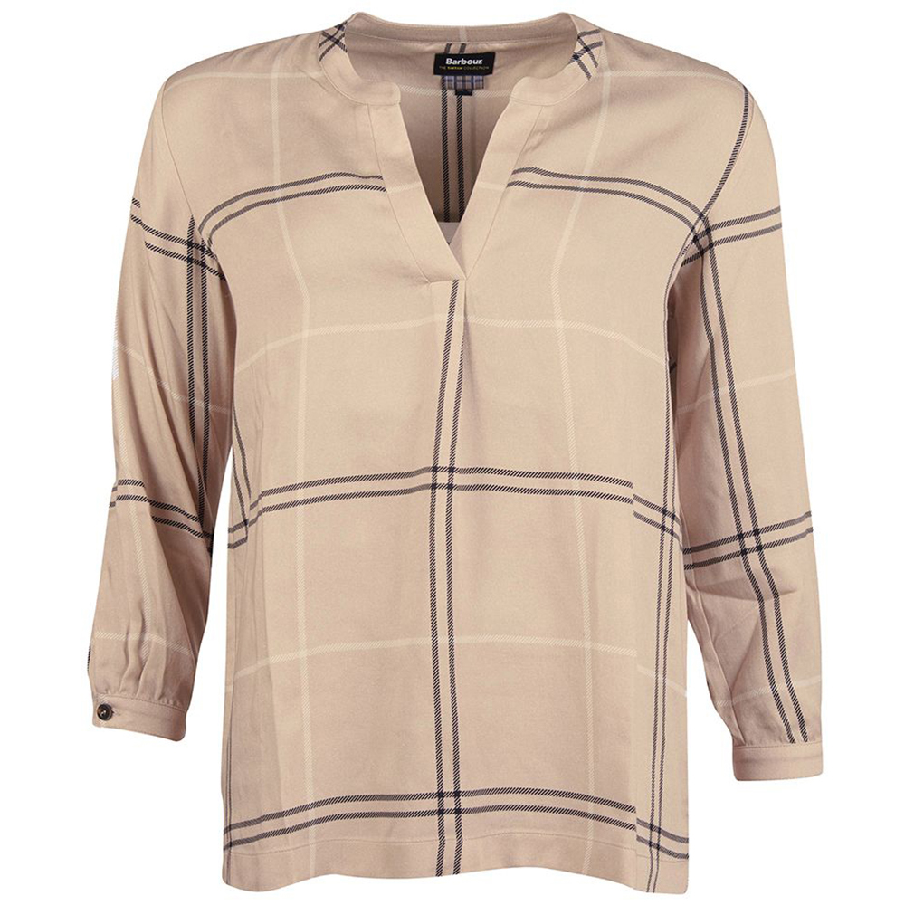 Barbour Earn Shirt CREAM/10
