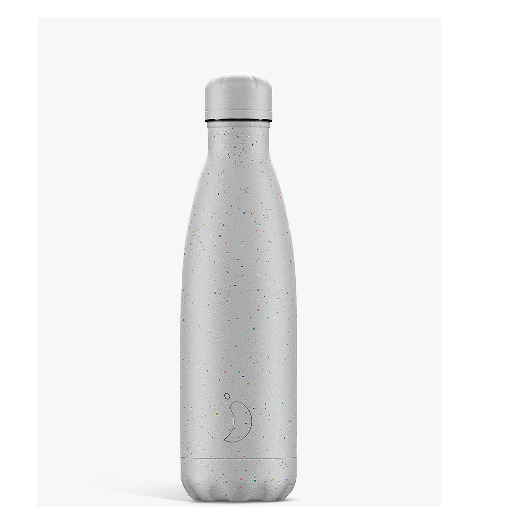 Bottle Speckled 500ml Grey