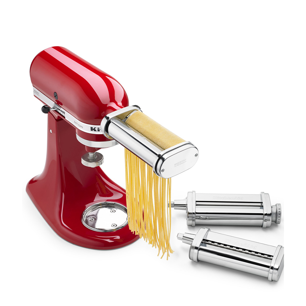 PASTA CUTTERS AND ROLLER 3-PIECE SET 5KSMPRA
