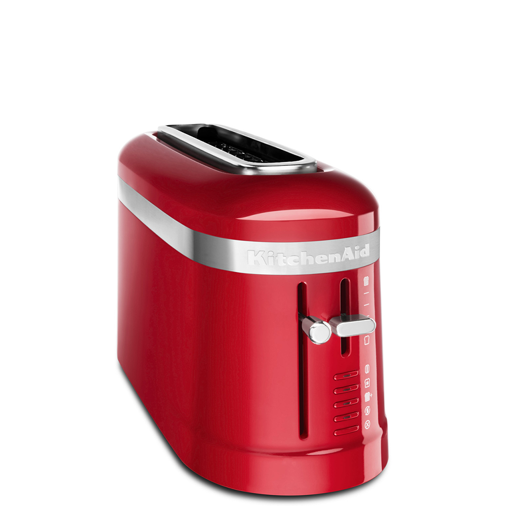 KitchenAid Design Empire Red 1 Slot Toaster