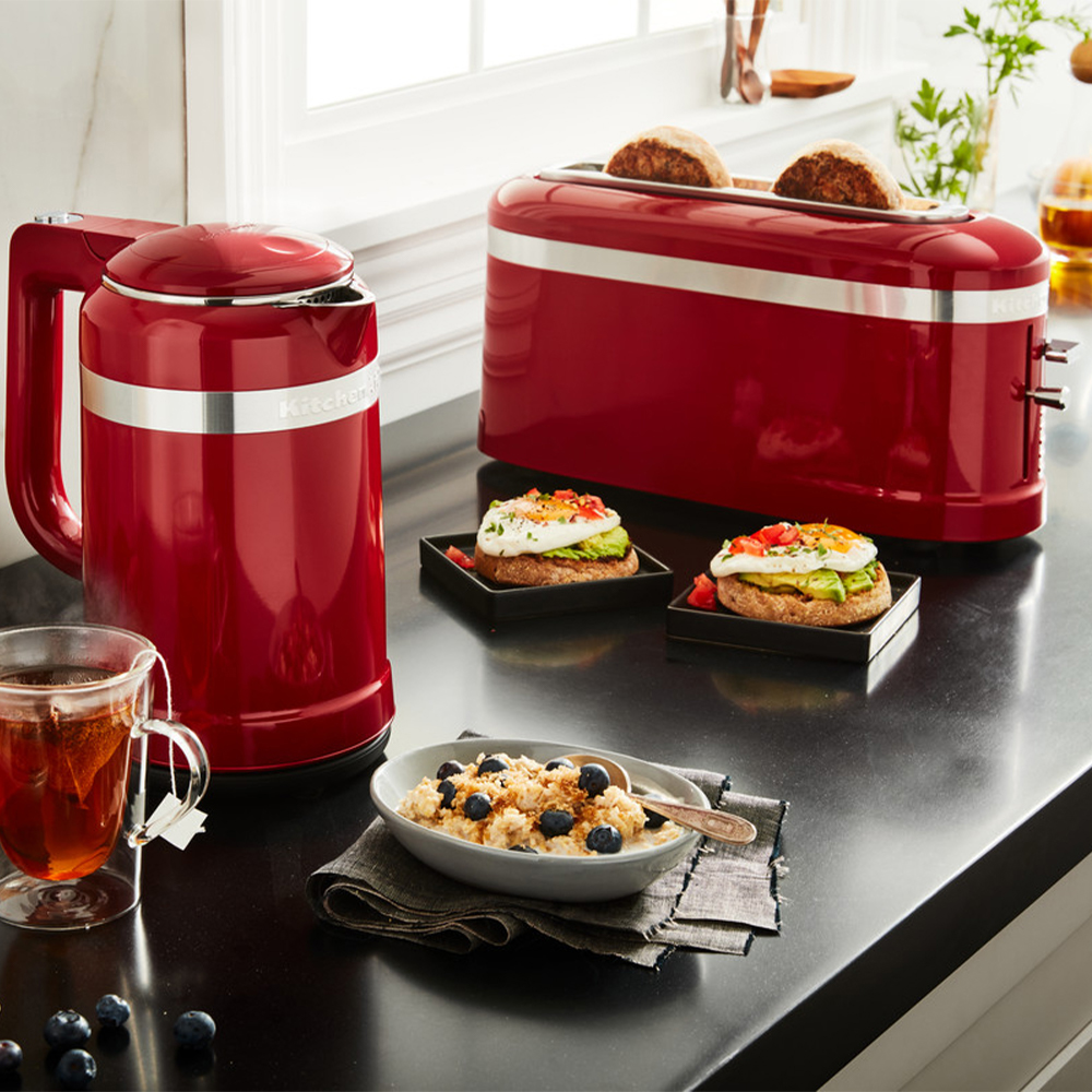 KitchenAid Design Empire Red 1.5L Jug Kettle