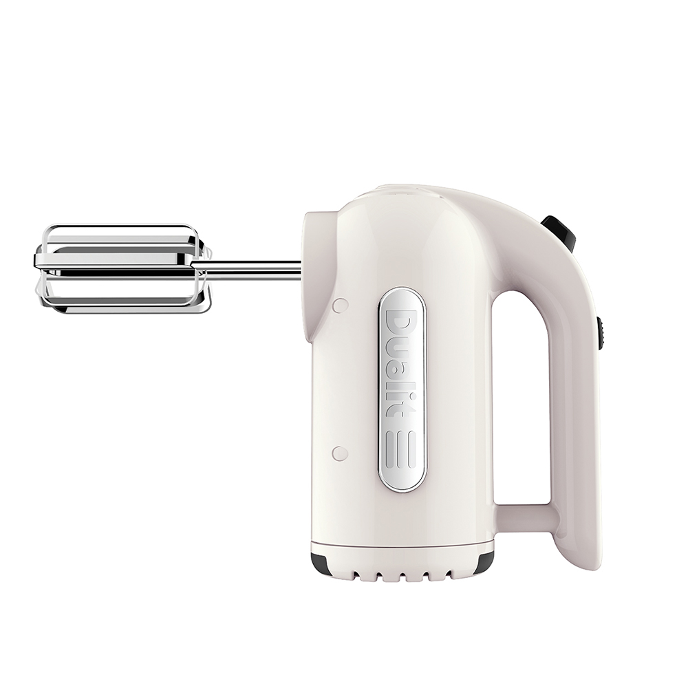 Dualit Canvas White Hand Mixer