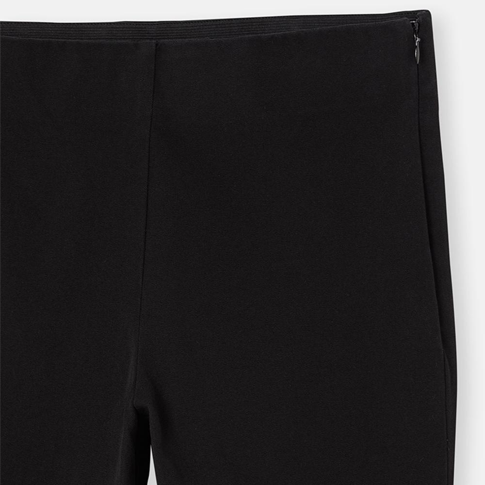 Hepworth Pull On Stretch Trouser Black