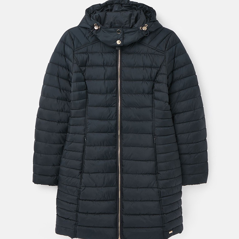 Canterbury Long Long Luxe Puffer Straight B Navy