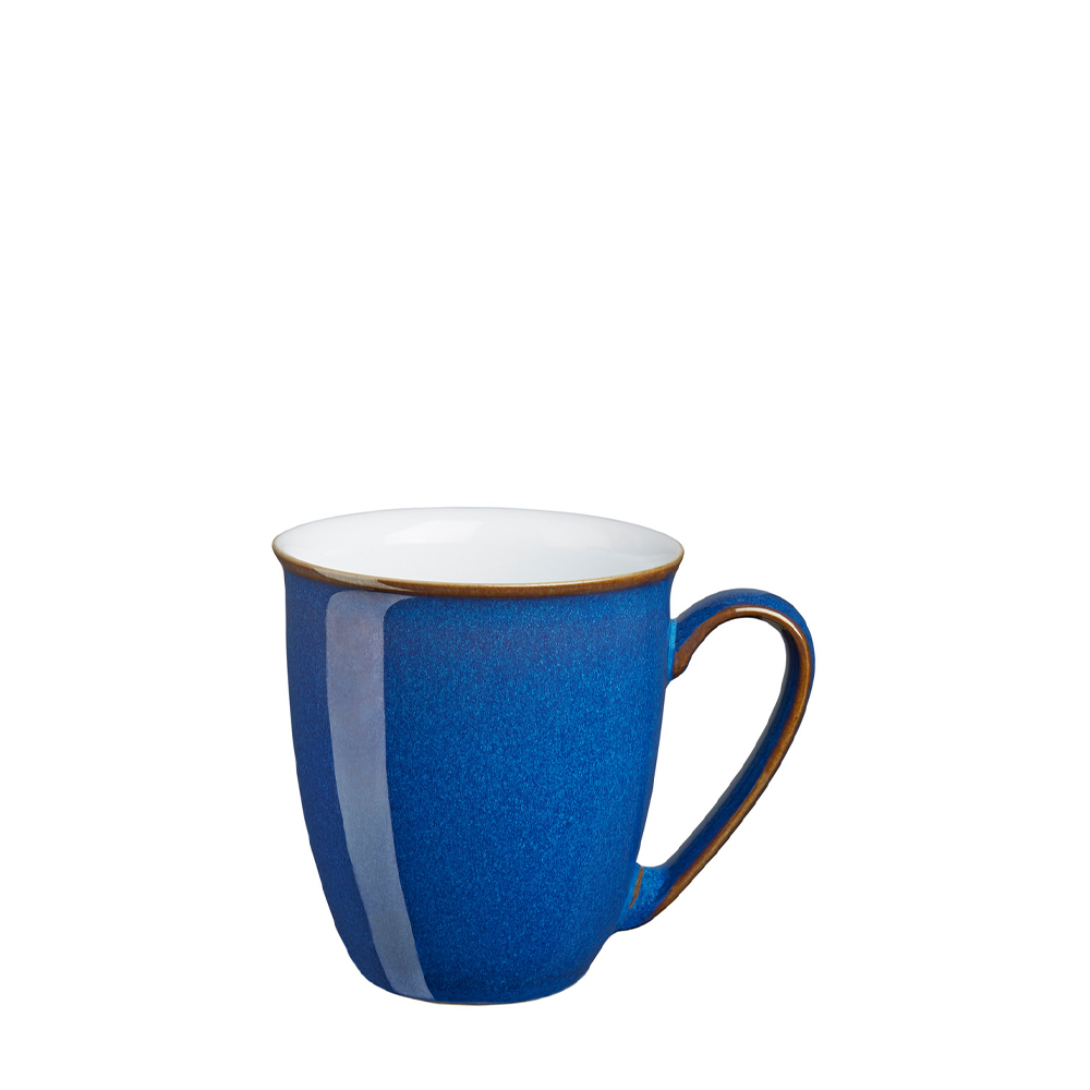 Denby Imperial Blue Coffee Beaker