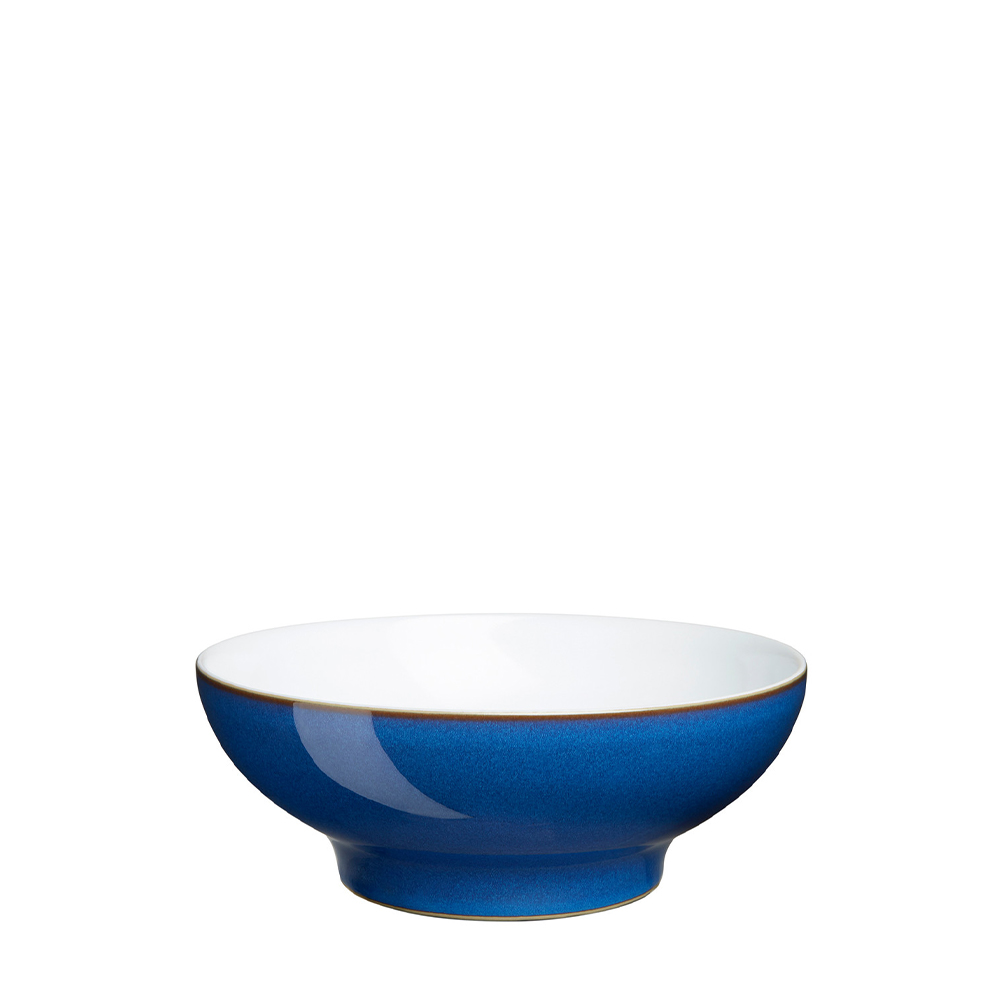 Imperial Blue Medi um Serving Bowl