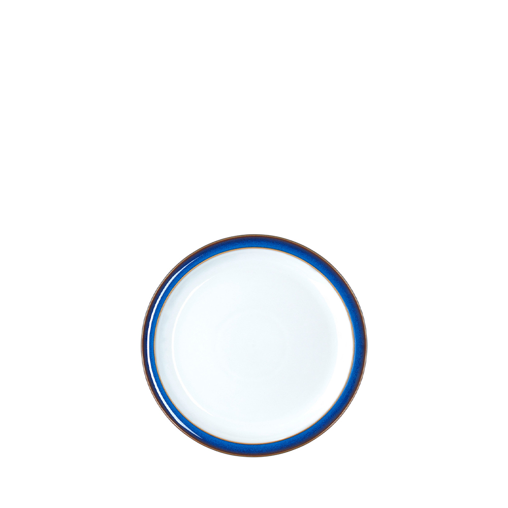 Imperial blue Tea Plate