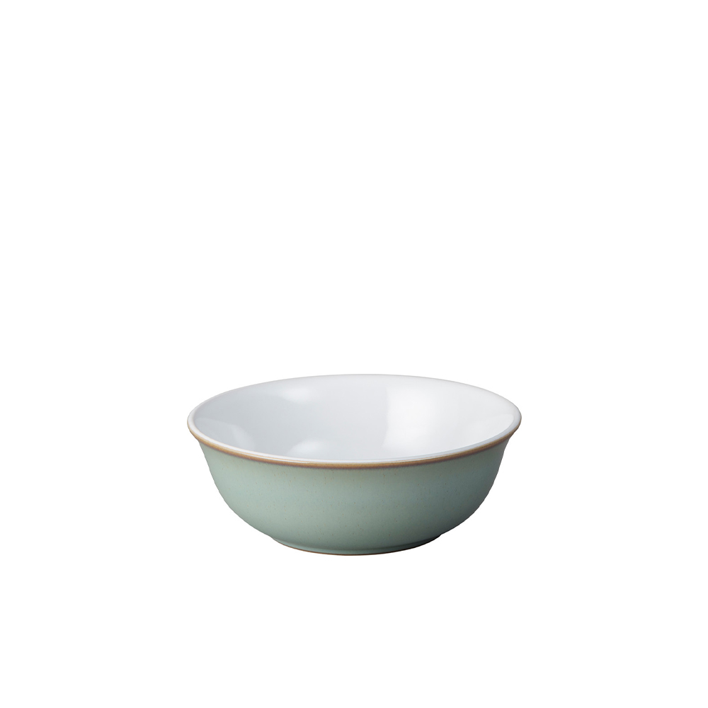 Regency Green Cereal Bowl