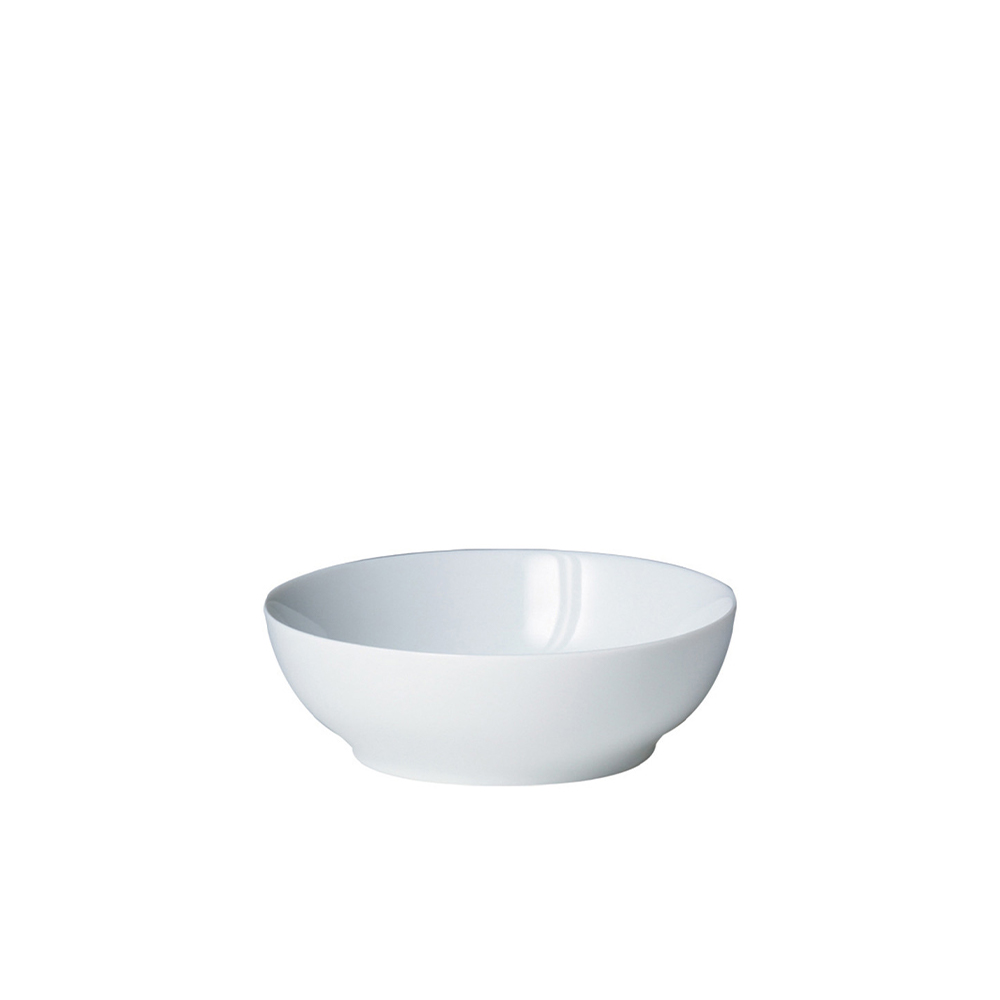 Denby White Cereal Bowl
