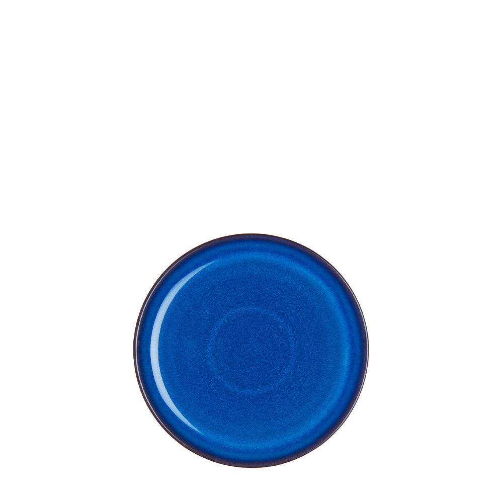 Imperial blue breakfast side plate