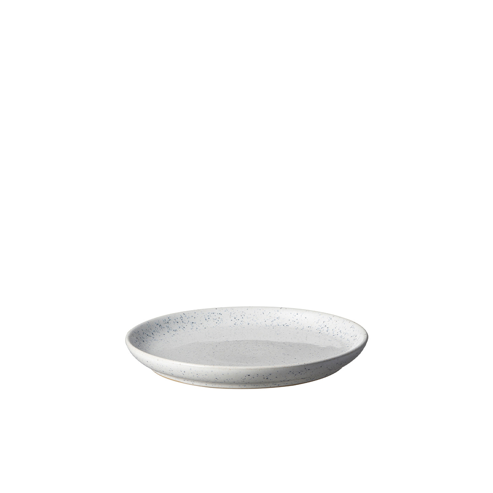 Studio Blue Chalk Small Coupe Plate
