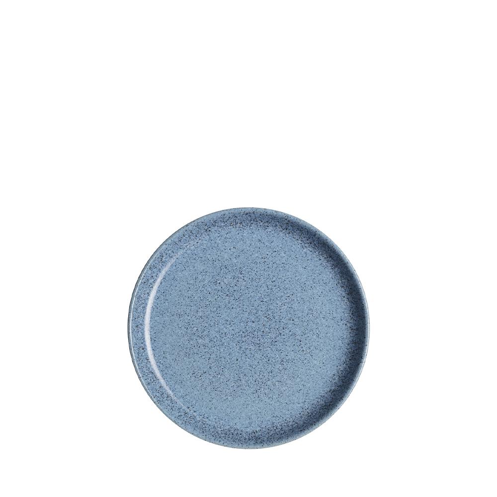 Studio Blue Pebble Medium Coupe Plate